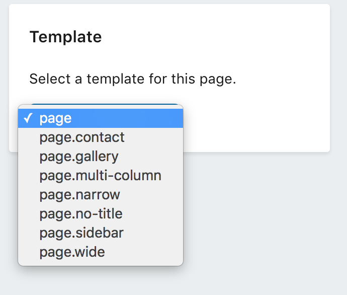 What are page templates out of the sandbox page template examples maxwellsz