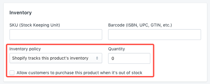 How Does The Back In Stock Notification Form Work Out Of The Sandbox